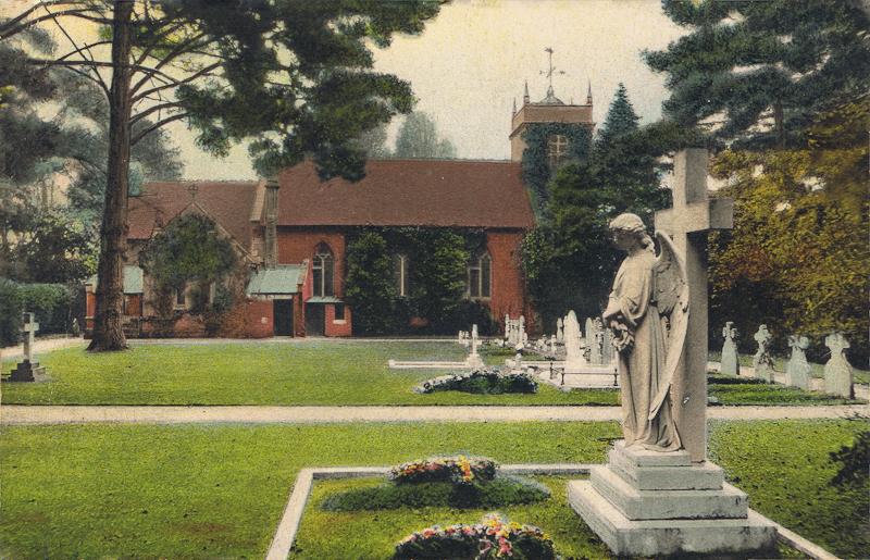 Hinton Church, Hants