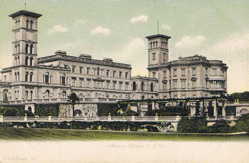 Osborne House, I.of W.