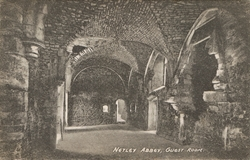 Netley Abbey, Guest Room