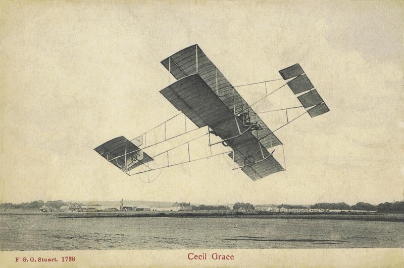 Cecil Grace