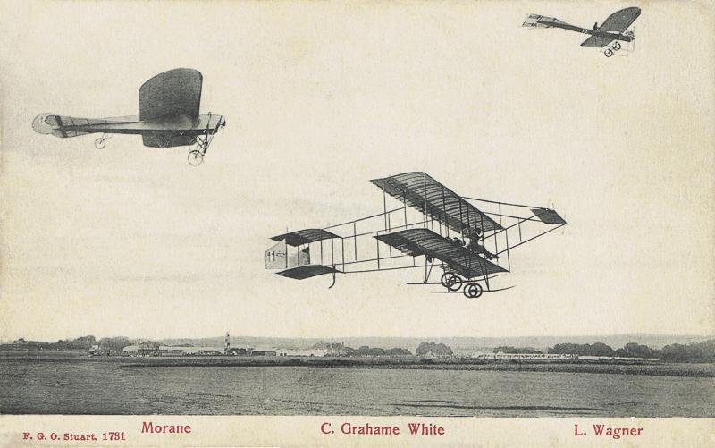 Moran C. Grahame White L.Wagner