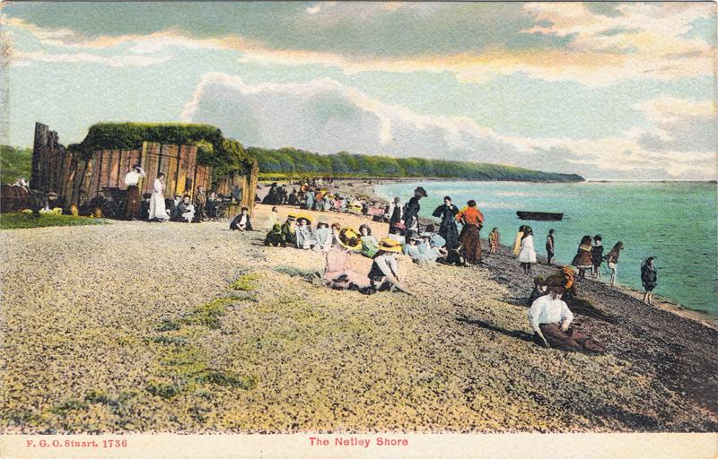 The Netley Shore