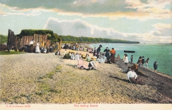 1736  -  The Netley Shore