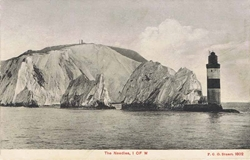 1802  -  The Needles, I. of W.