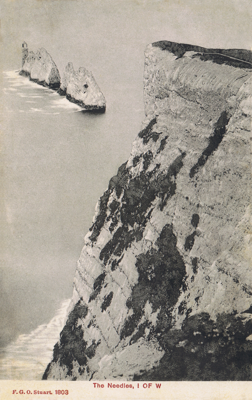 The Needles, I of W