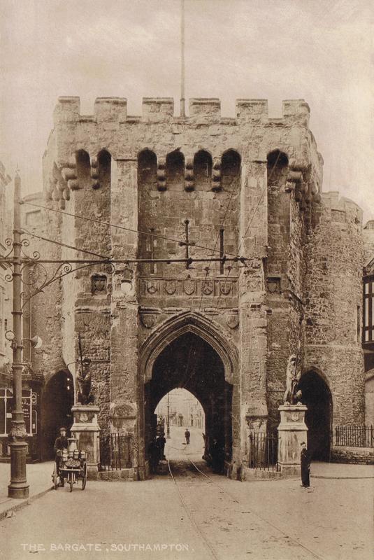The Bargate, Southampton