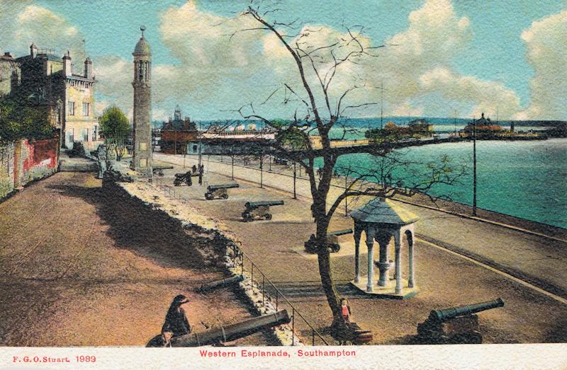Western Esplanade, Southampton