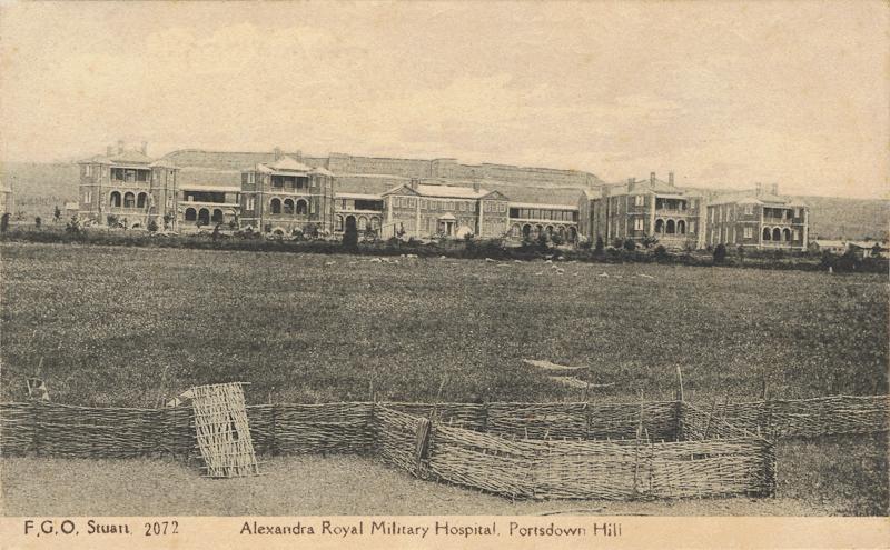 Alexandra Royal Military Hospital, Portsdown Hill