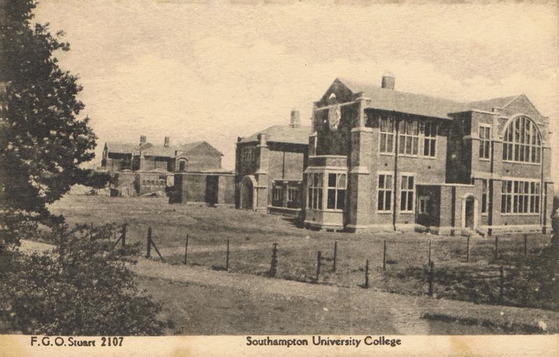 Southampton University College