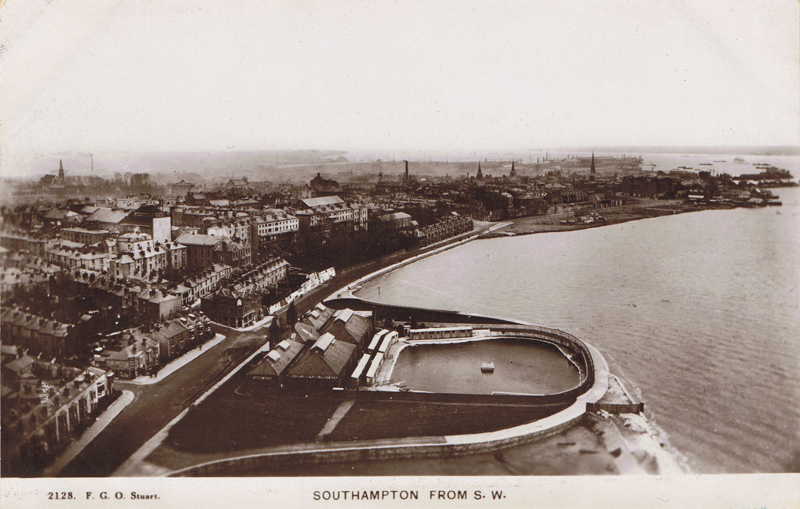 Southampton from S.W