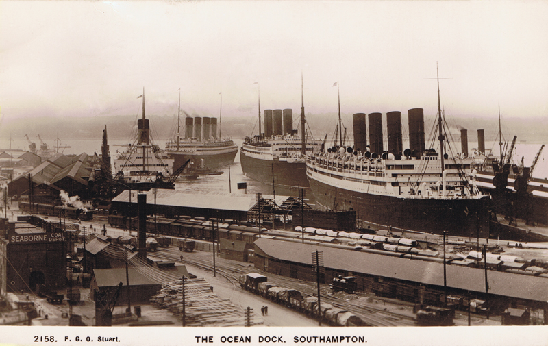 The Ocean Dock, Southampton