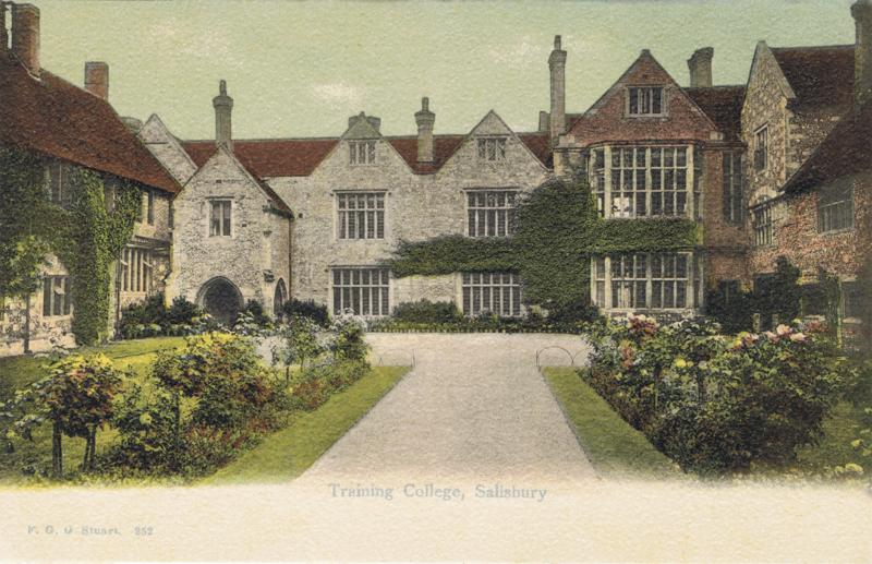 Training College, Salisbury