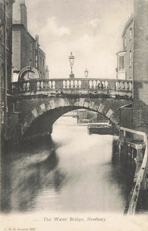 The Water Bridge, Newbury
