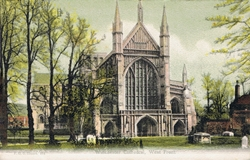274  -  Winchester Cathedral, West Front