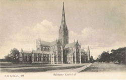 289  -  Salisbury Cathedral