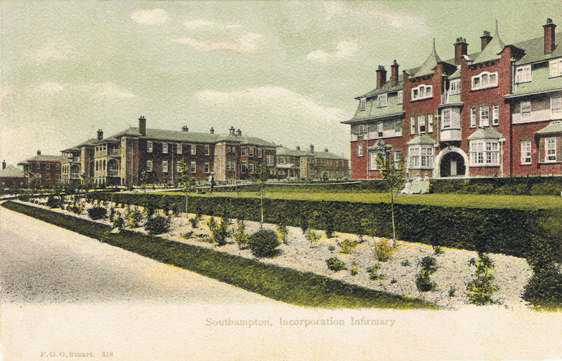 Southampton, Incorporation Infirmary