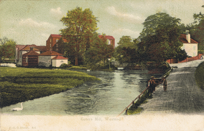 Gater''s Mill, Westend