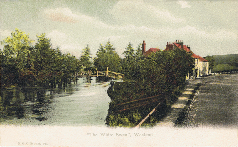 The White Swan, Westend
