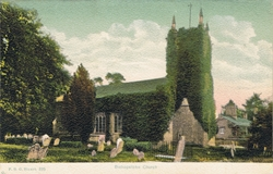 325  -  Bishopstoke Church, Hants