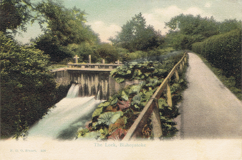 The Lock, Bishopstoke
