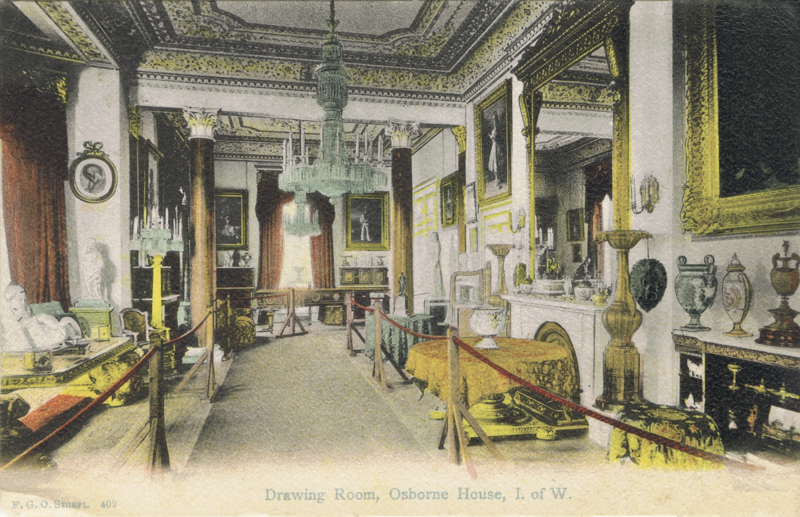 Drawing Room, Osborne House, I. of W.