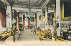 402  -  Drawing Room, Osborne House, I. of W.