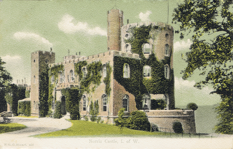 Norris Castle, I. of W.