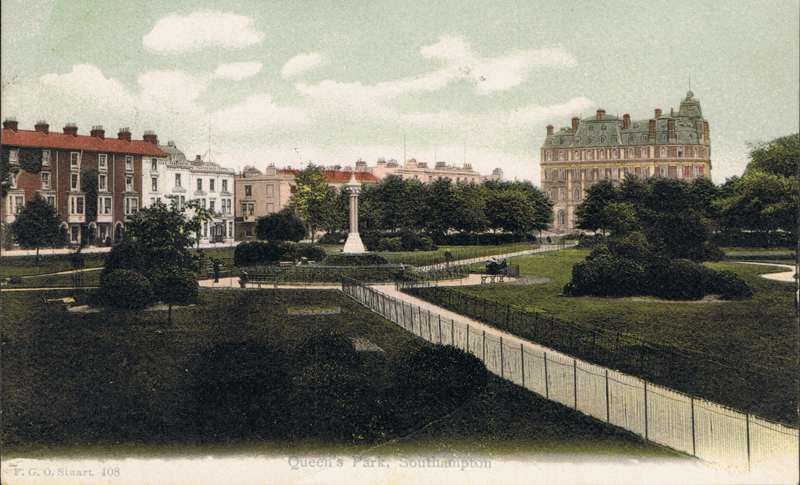 Queen's Park, Southampton