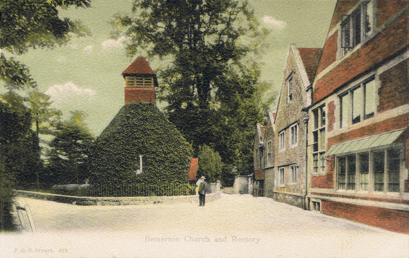 Bemerton Church and Rectory