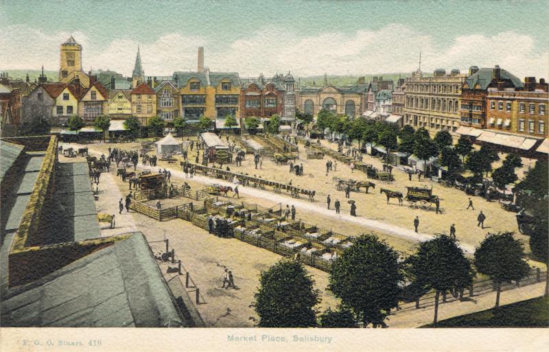 Market Place, Salisbury