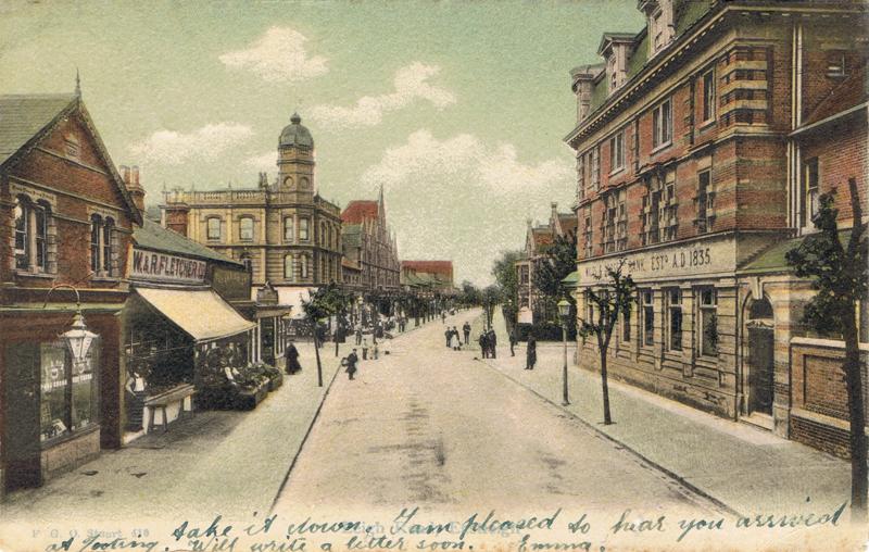 Leigh Road, Eastleigh