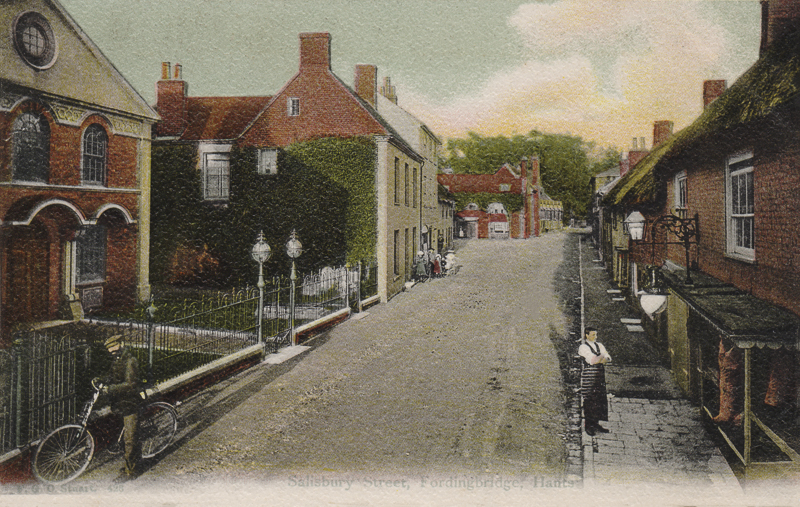 Salisbury Street, Fordingbridge, Hants