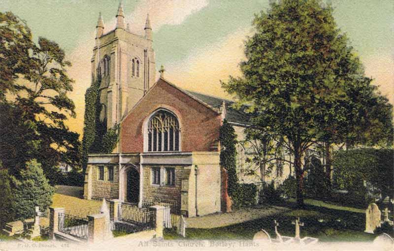 All Saints Church, Botley, Hants