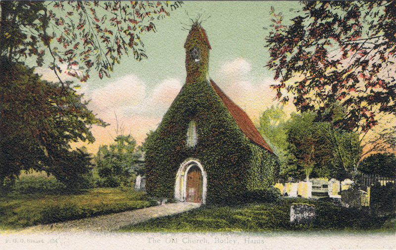 The Old Church, Botley, Hants