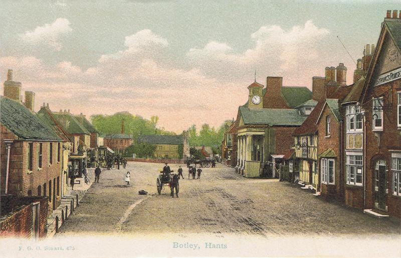 435  -  Botley, Hants