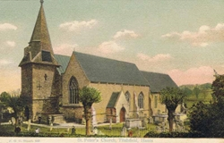 443  -  St Peter''s Church, Titchfield, Hants