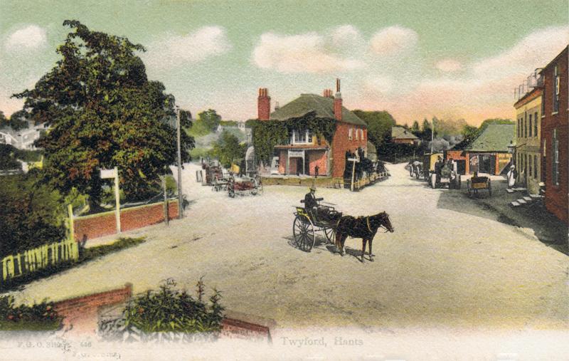 Twyford, Hants