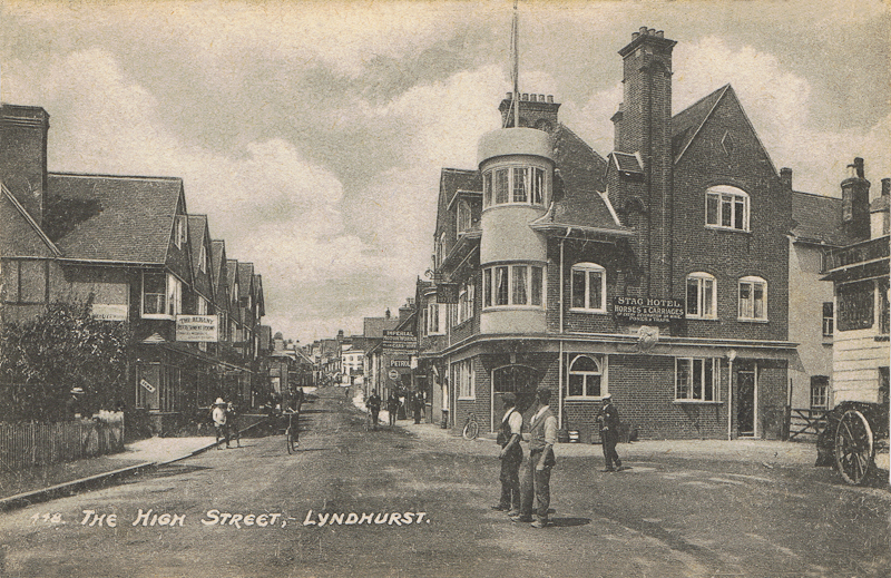 The High Street, Lyndhurst