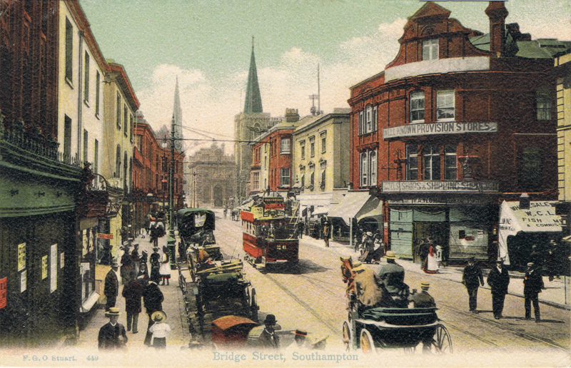 Bridge Street, Southampton