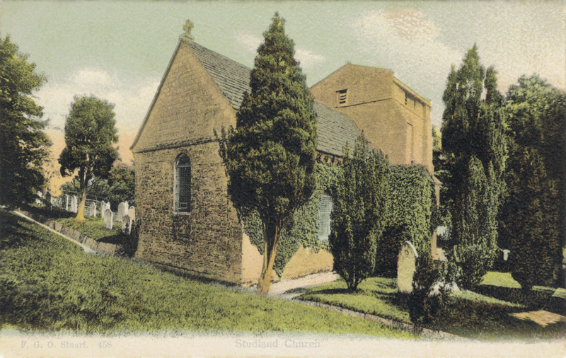 Studland Church