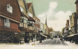 467  -  The High Street, Salisbury