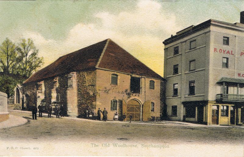 The Old Woolhouse, Southampton