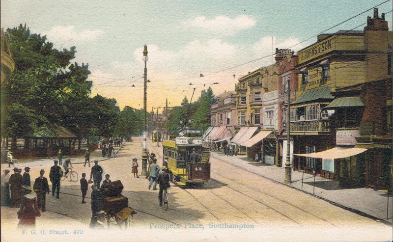 Prospect Place, Southampton