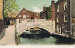 472  -  Soak Bridge, Winchester
