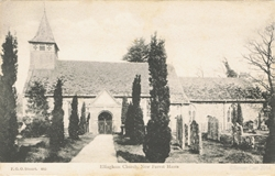 485  -  Ellingham Church, New Forest, Hants