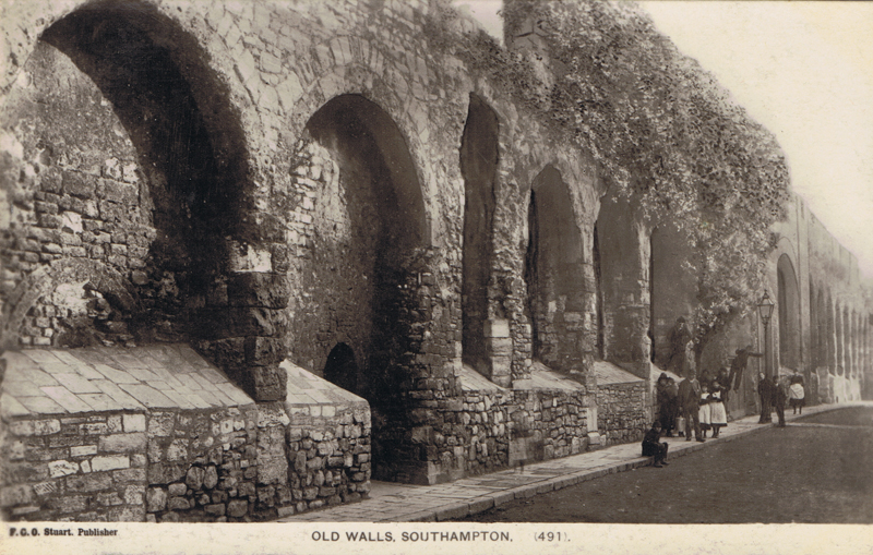 Old Walls, Southampton