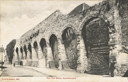 491  -  The Old Walls, Southampton