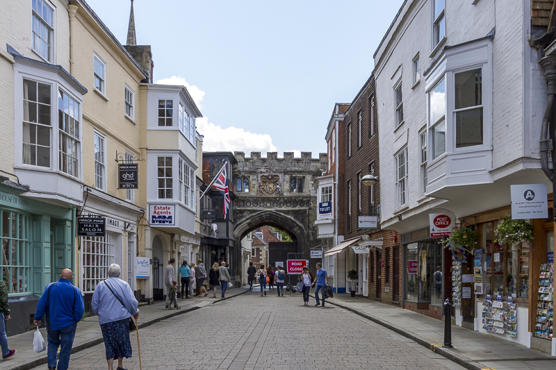 Close Gate, Salisbury