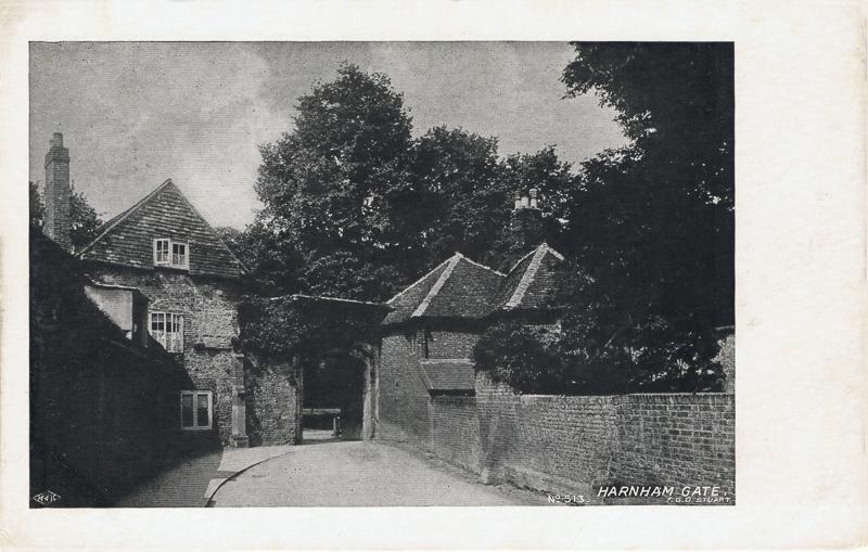 Harnham Gate