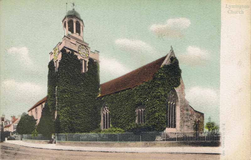 Lymington Church